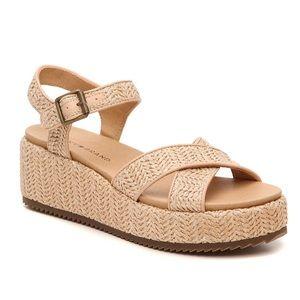 Lucky Brand sandals NEVER WORN